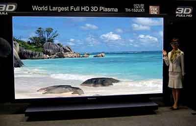 شکل1- تلویزیون پلاسما چیست