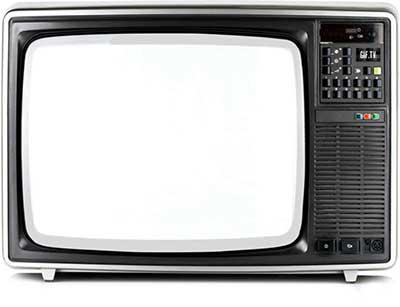 تعمیر تلویزیون قدیمی