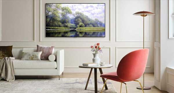 شکل2 – مدل ۲۰۲۱ تلویزیونهای سری LG C1